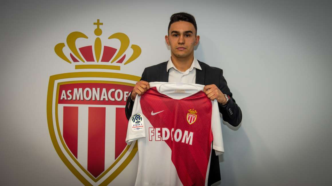 Officiel : Amilcar Silva, un nouveau pro à Monaco