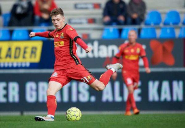 Lille et l'Olympique Lyonnais ciblent une pépite danoise !