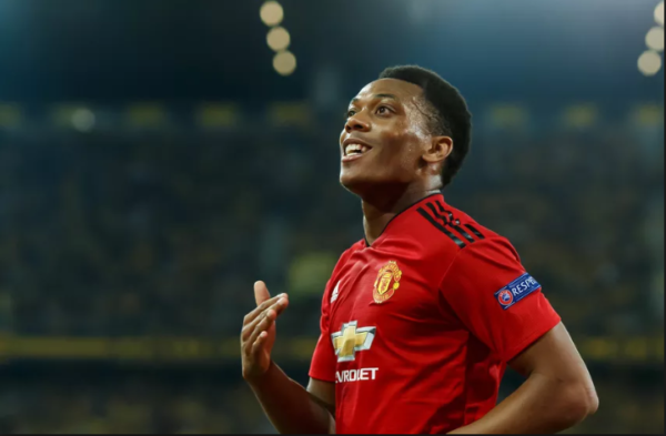 Manchester United : une touche en Italie pour Anthony Martial