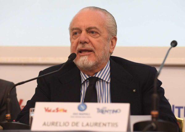 Mertens, Koulibaly, Fabian Ruiz : De Laurentiis fait le point
