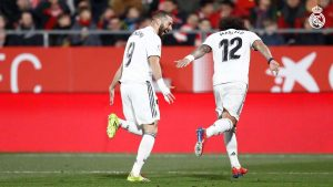 Le Real Madrid refuse une offre italienne pour Benzema