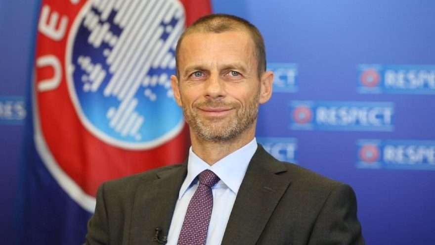 Officiel : Aleksander Ceferin prolongé à la tête de l'UEFA