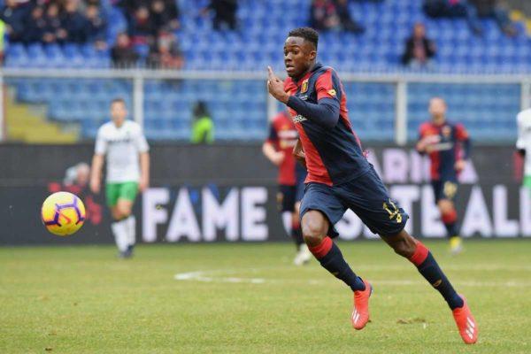 L'Inter Milan se penche sur deux éléments du Genoa