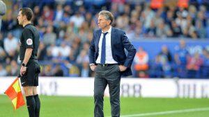 Officiel : Leicester City limoge Claude Puel