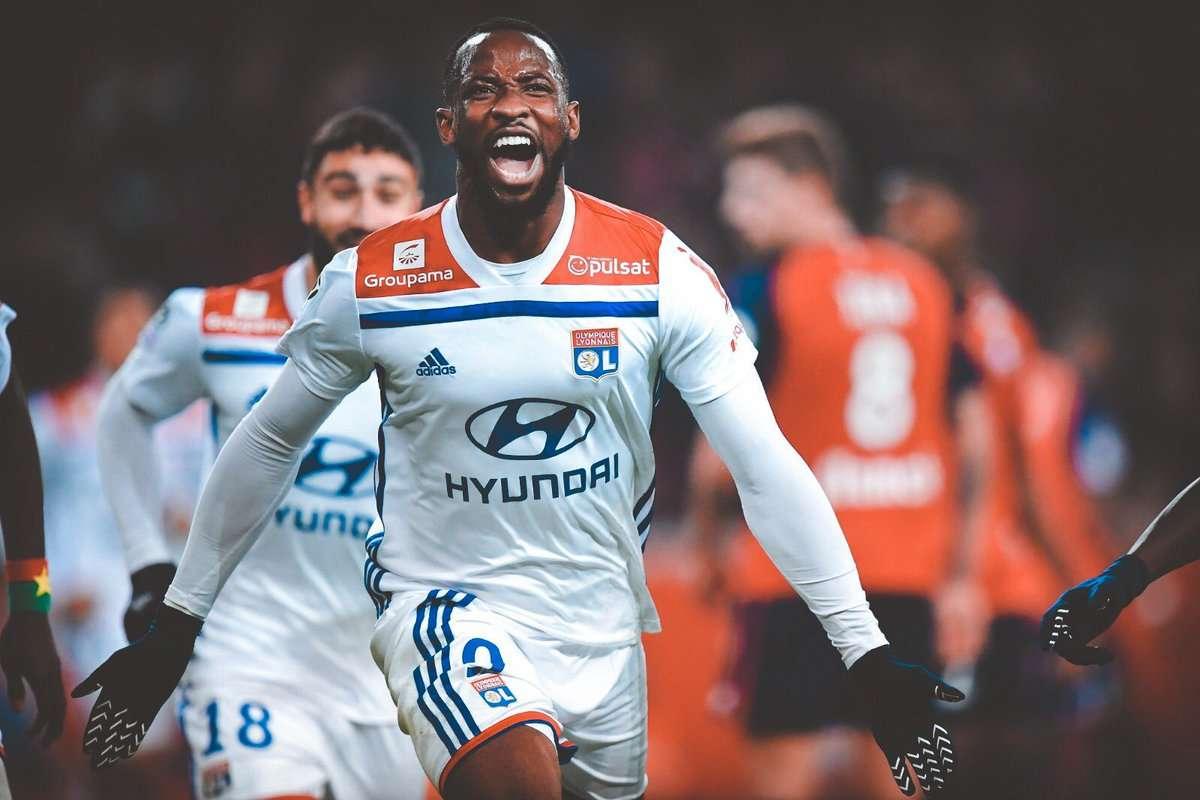 OL : Moussa Dembélé intéresse deux club anglais