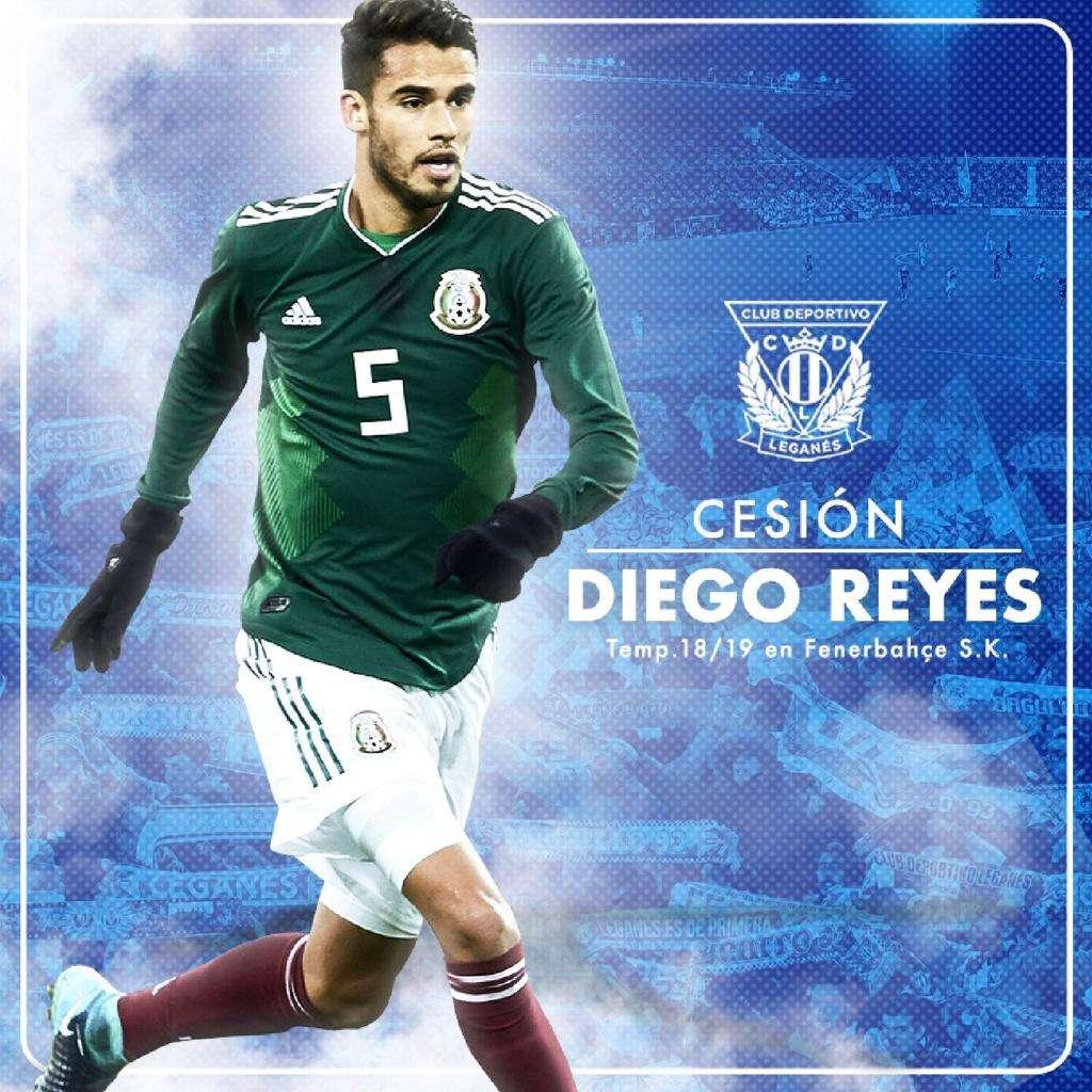 Leganes se sépare de Diego Rolan et recrute Diego Reyes