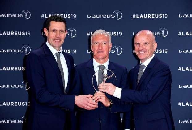 Laureus Awards : l'Équipe de France et Arsène Wenger récompensés
