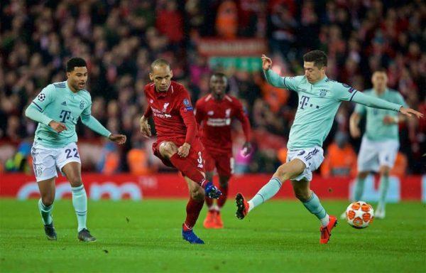 Le couteau suisse Fabinho séduit Liverpool