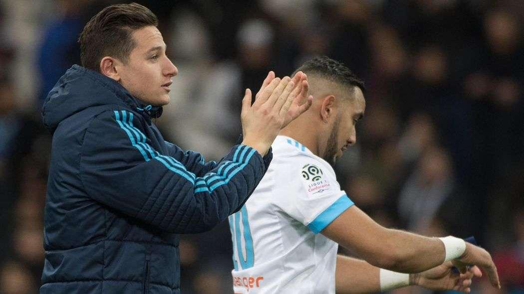 OM : Thauvin toujours ciblé par un cador de la Bundesliga