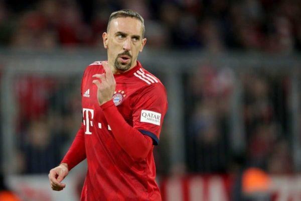 Franck Ribéry est convoité