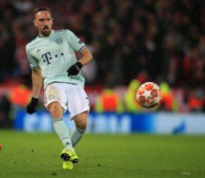 Un club italien fait le forcing pour Franck Ribery