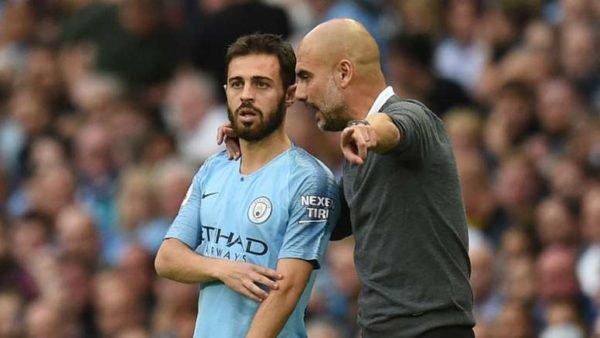 Guardiola encense encore Bernardo Silva
