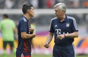 Mercato – Real Madrid : une touche anglaise pour James Rodriguez