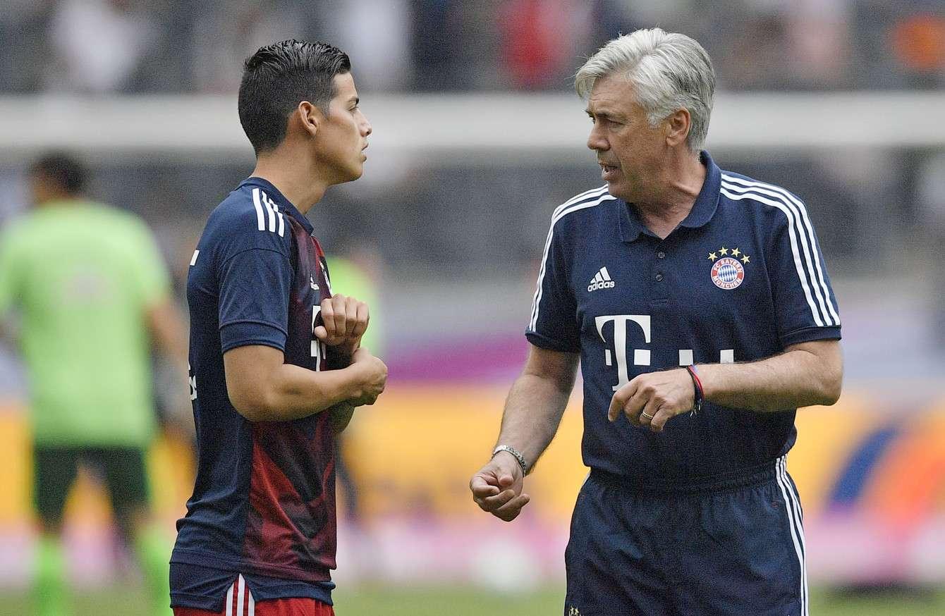 Real Madrid : James devrait s'engager avec Naples