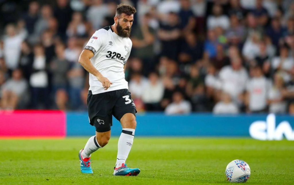 Joe Ledley quitte Derby County !