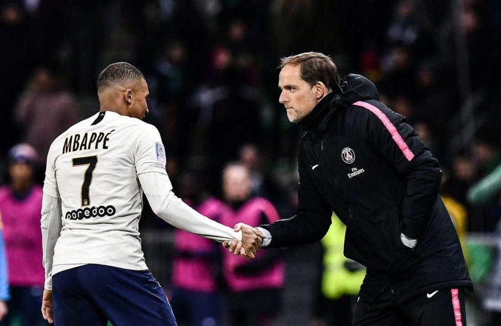 Un départ au Real Madrid pour Mbappé après son clash avec Tuchel ?