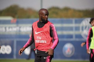 C'est terminé entre le PSG et Lassana Diarra