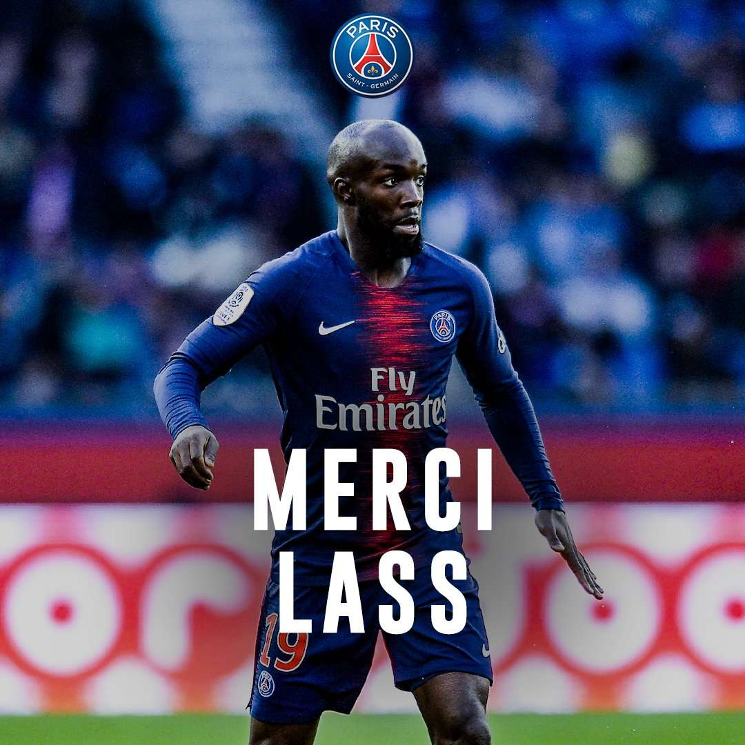 Officiel : fin de l'histoire entre Lassana Diarra et le PSG