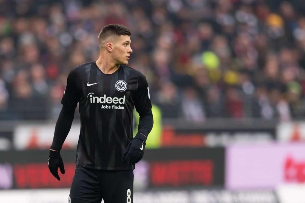 Jovic intéresse aussi l'Inter