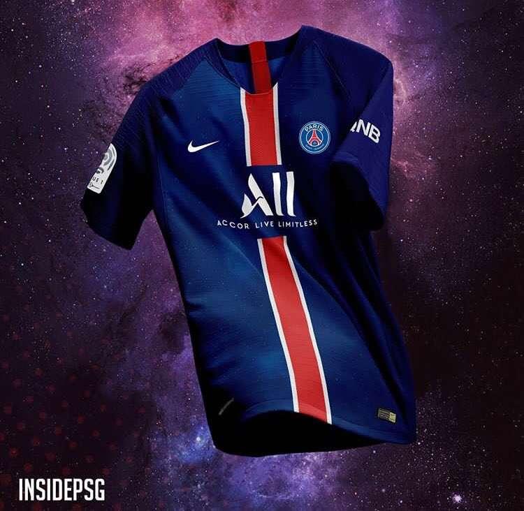 PSG : le maillot 2019-2020 connu ?