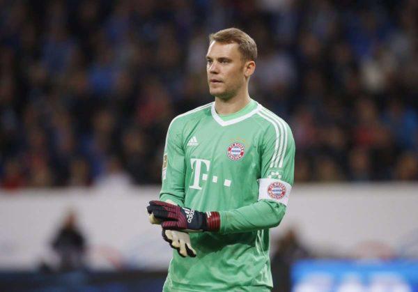 Bayern Munich : prolongation en vue pour Manuel Neuer