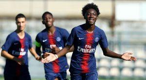 PSG : le jeune Kapo vers la Premier League ?