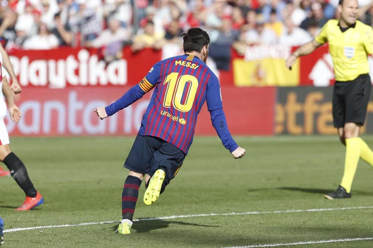 Beau temps pour Messi, Mbappé et Javi Martinez