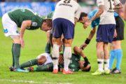Officiel : Kévin Monnet-Paquet se blesse à nouveau gravement au genou
