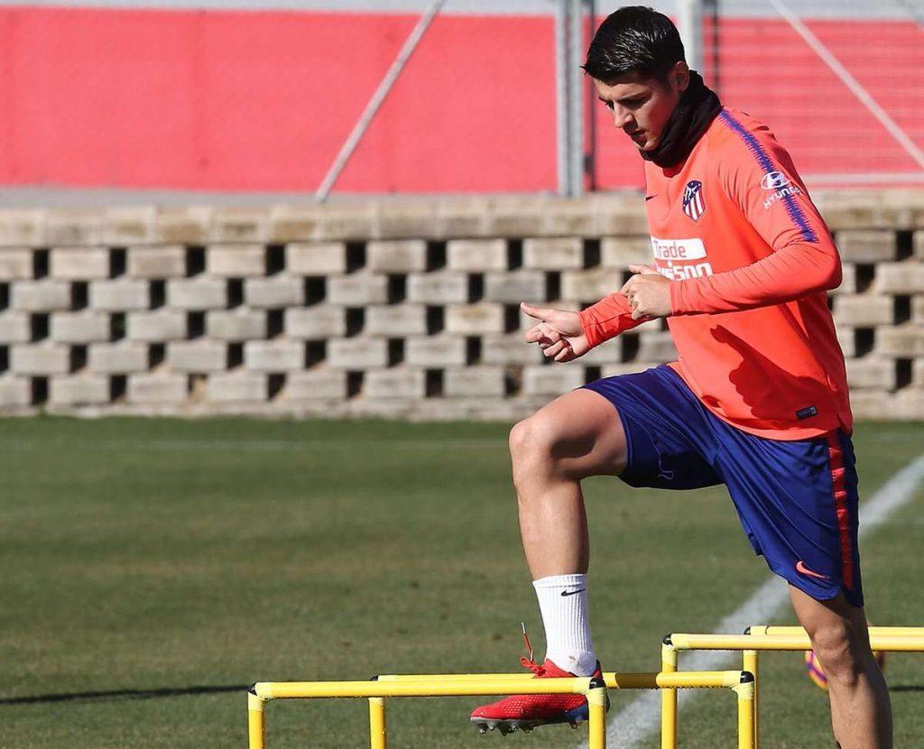 Morata pourrait rester à l'Atletico !