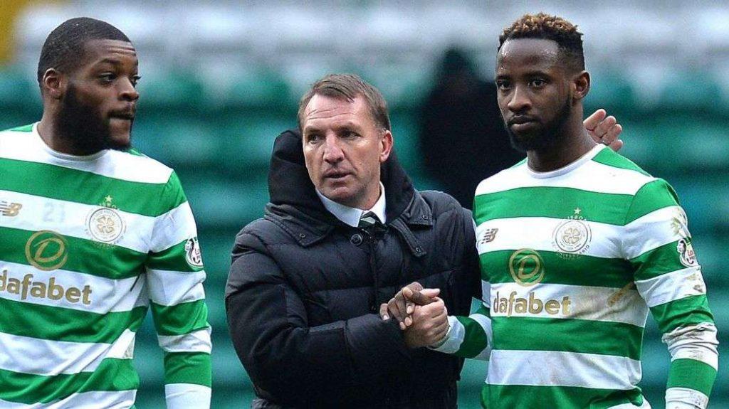 Moussa Dembélé rancunier envers Brendan Rodgers