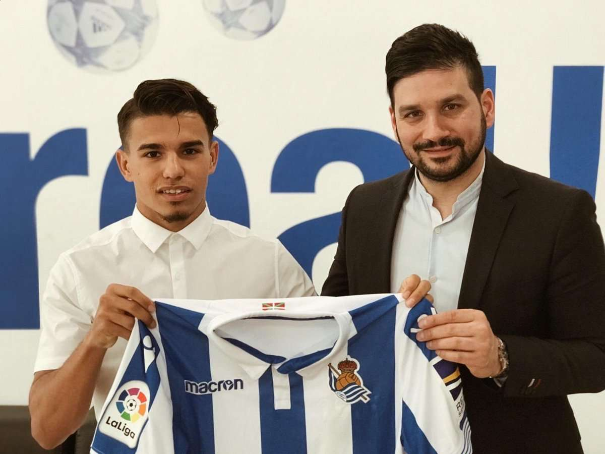 Officiel : La Real Sociedad prolonge son joyau français Nais Djouahra