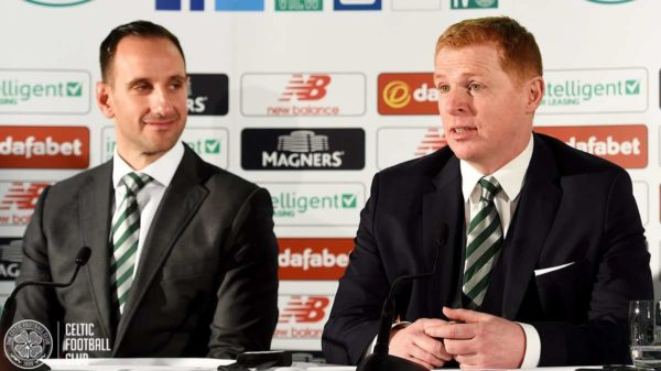 Officiel : Neil Lennon remplace Brendan Rodgers