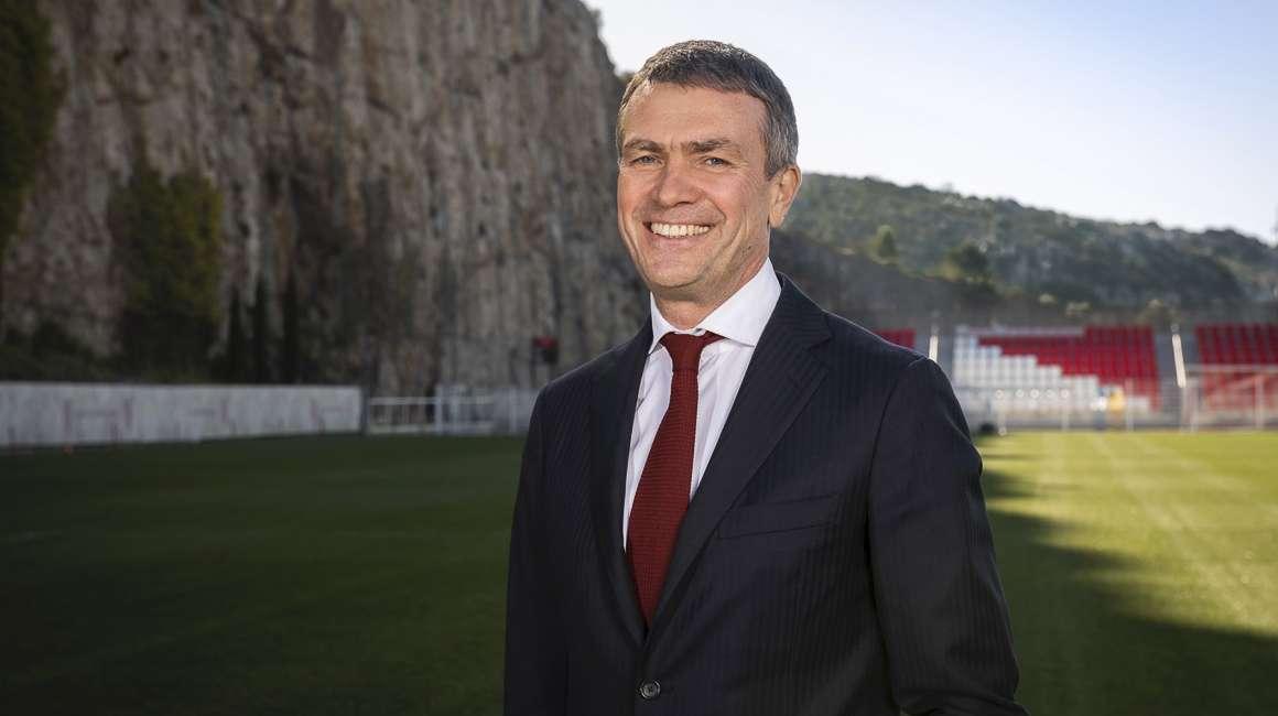 AS Monaco : Oleg Petrov évoque les dossiers chauds du mercato