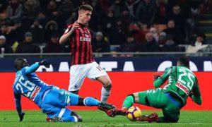 Chelsea se penche sur un buteur du Milan AC