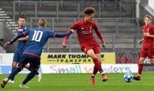 Officiel : premier contrat pro pour Williams à Liverpool