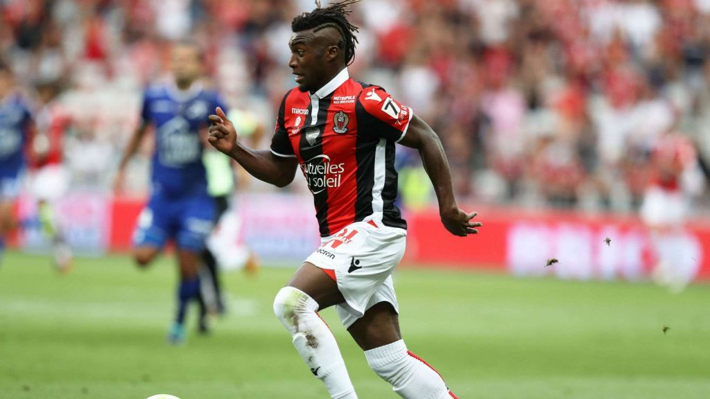 Nice : accord avec le Milan AC pour Saint-Maximin