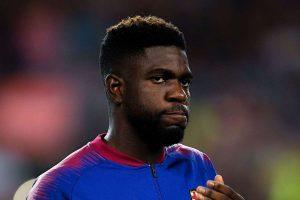 FC Barcelone : un gros duel en Angleterre pour Samuel Umtiti