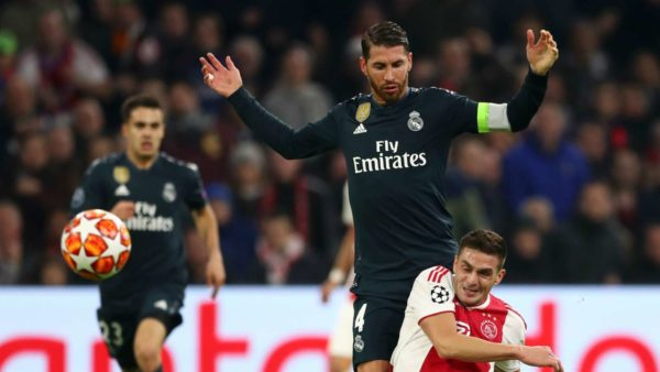 Sergio Ramos à nouveau au coeur d'une polémique