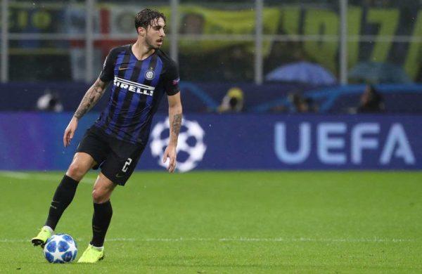 Inter Milan : le calvaire Vrsaljko continue