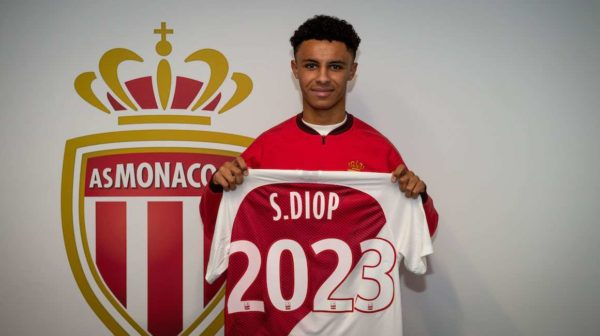 AS Monaco : le départ de Diop officialisé ce mardi ?