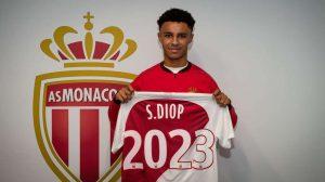 Monaco-Angers : des discussions pour un prêt de Diop