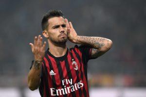 Le Milan AC veut vendre Suso