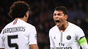PSG : Thiago Silva contacté par un club italien