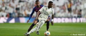 Real Madrid : un club anglais a tenté sa chance pour Vinicius Jr