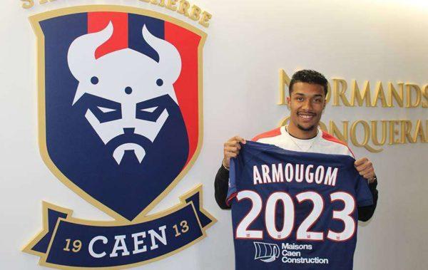 Officiel : prolongation de contrat pour Yoël Armougom