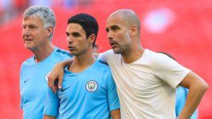 Manchester City : Arteta successeur de Guardiola ?