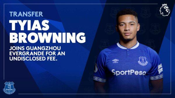 Officiel : Everton lâche un défenseur