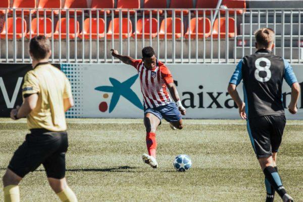 À la découverte de Cédric Teguia, grand espoir de l'Atletico Madrid