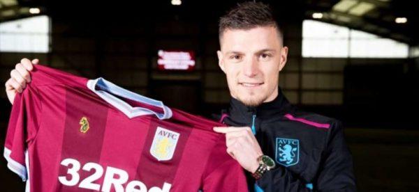 Officiel : Guilbert appartient à Aston Villa