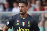 Juventus : un transfert de Sami Khedira n'est pas prévu